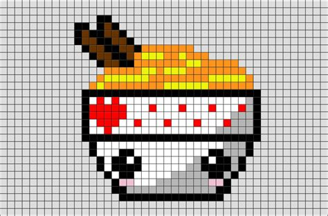 Noodles Pixel Art Art Activities Year 1 Dealer Seattle Fire And Ice Jobs Prompts For Beginners Bad Reputation Gallery Roman Tile Linkedin