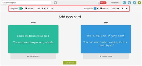 Examtime's Digital Flashcards Go One Step Further