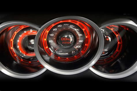 Know The Types Of Car Gauges