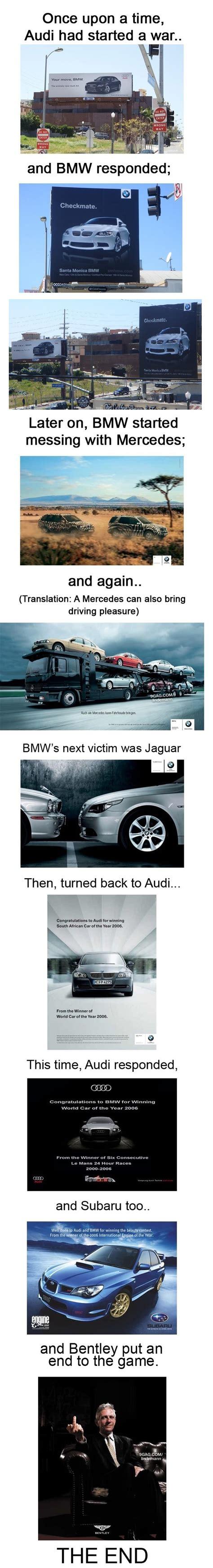 mercedes vs bmw ads audi bmw ad www imgkid com the image kid has it