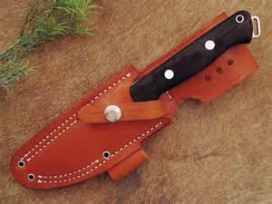 bark river kitchen knives bravo 1 sheath