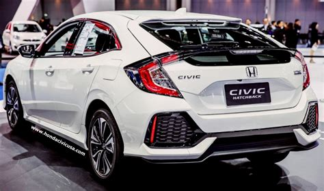 2019 Honda Civic Hatchback Specs, Release Date And Price