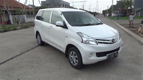 Review Toyota Avanza by Review Toyota Avanza 1 3 E Tahun 2014