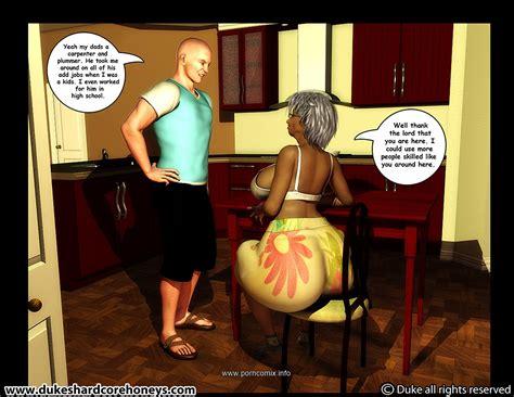 Ms Jiggles 3d Part 5 Duke Honey • Porn Comics One