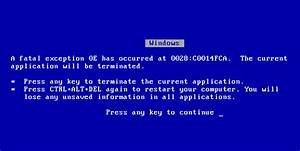 Stop Auto Reset after a Blue Screen Error on Windows ...