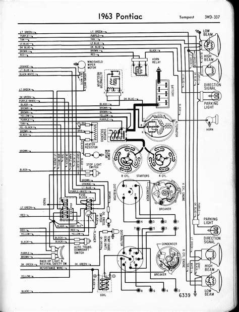 Pontiac Gto Tempest Wiring Diagrams Wire Center