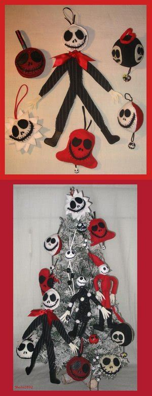 nightmare before christmas feature by creepy craft on
