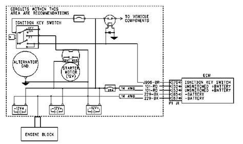 Cat Engine Diagram Free Wiring Diagrams