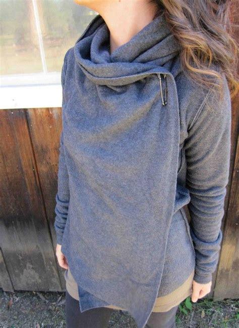 wrap sweater cardigan best 25 cut sweatshirts ideas on cut