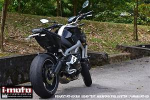 Mt 125 Tuning : i moto powerup yamaha mt 09 with akrapovic racing line ~ Jslefanu.com Haus und Dekorationen