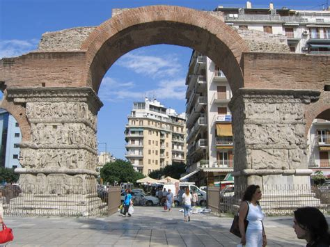 Thessaloniki Greece Travel Guide And Travel Info