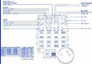 Gmc S-15 1990 Ignition Fuse Box  Block Circuit Breaker Diagram