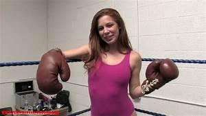 Female Boxing Beatdown - Fem Wrestling Rooms