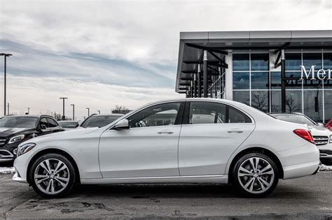 Longer and wider overall than the car it replaces, it looks reassuringly expensive and more obviously upscale than either bmw's 3 series or. Certified Pre-Owned 2015 Mercedes-Benz C300 4MATIC Sedan 4-Door Sedan in Kitchener #K3989 ...