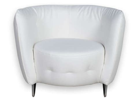 fauteuil maybe coloris blanc conforama