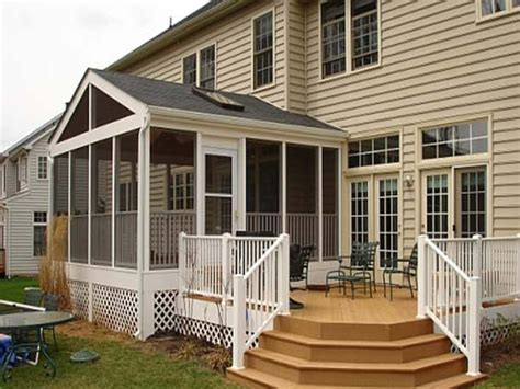 Simple House With Veranda