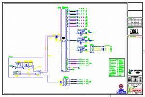 Genera Unifilar Diagram Dwg Block For Autocad  U2022 Designscad