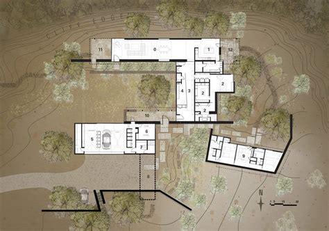 lake flato architects desert house  santa fe