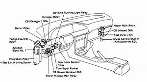 2009 Toyota Corolla Engine Removal Diagram  Toyota  Auto Parts Catalog And Diagram