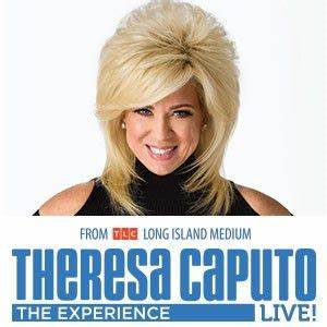 Embassy Seating Chart Theresa Caputo Live The Experience The Embassy Theatre