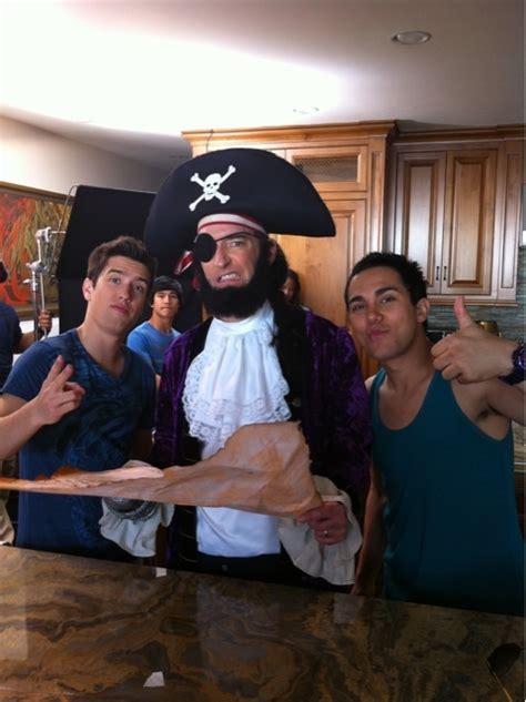 logan carlos patchy  pirate big time rush photo