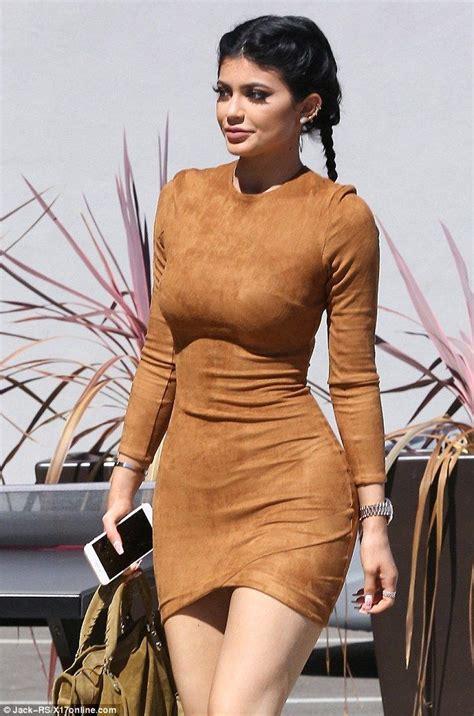 Kylie Jenner Hot Buscar Con Google Vestidos Vestidos
