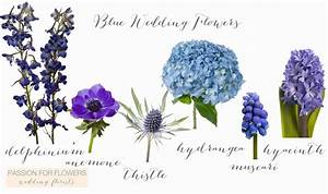 BLUE WEDDING FLOWERS – Passion for Flowers