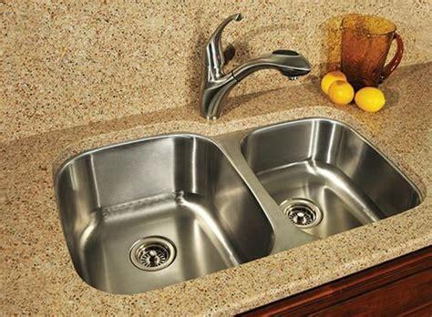 menards stainless steel sink tuscany 60 40 undermount kitchen sink at menards