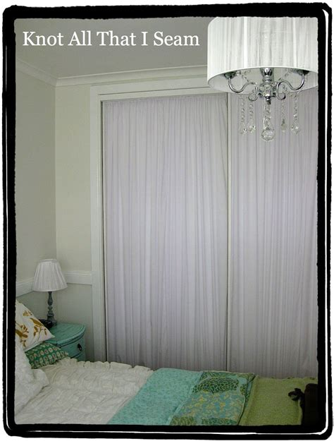 Cover Closet Doors by Fabric Covered Wardrobe Doors House Ideas