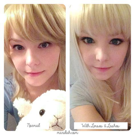 Anime Eye Makeup Without Fake Eyelashes Anime Eye Makeup Without Fake Eyelashes Makeupink Co