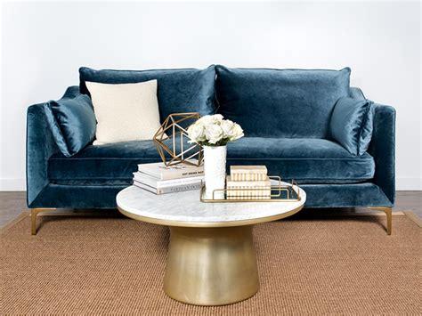 velvet sofas  decorate  hgtvs