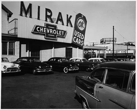 198 Best Car Dealerships From Past Images On Pinterest