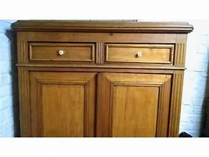 Armoire Deux Portes : armoire deux portes tiroirs restaur e wemmel 1780 ~ Teatrodelosmanantiales.com Idées de Décoration