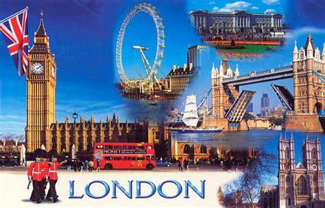 Four City Postcards