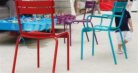 chaise metal jardin chaise de jardin metal maison design wiblia com