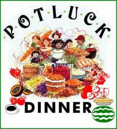 Potluck Dinner Clip Art