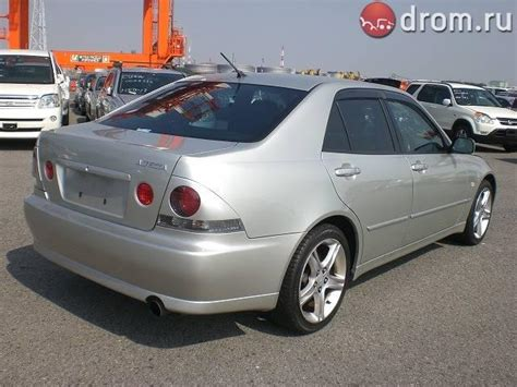 toyota altezza wallpaper 2004 toyota altezza wallpapers 2 0l gasoline fr or rr