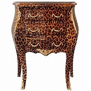 Table De Nuit Baroque : table de nuit chevet commode baroque l opard avec ~ Teatrodelosmanantiales.com Idées de Décoration