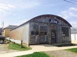 Garage Ford 93 : history old ford garage the h a m b ~ Melissatoandfro.com Idées de Décoration