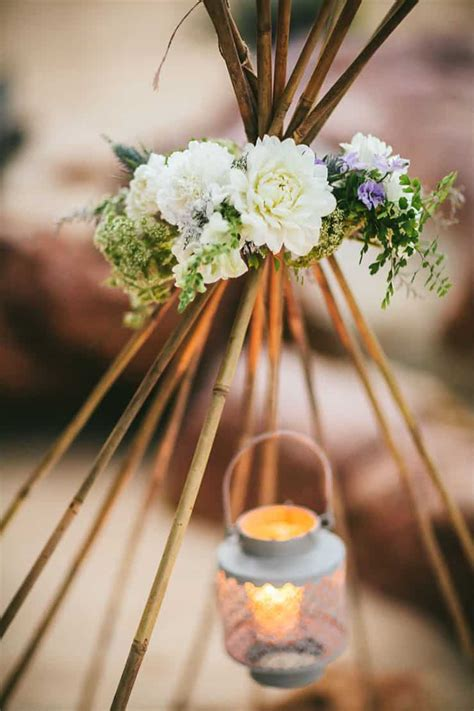 floral infused beach wedding inspiration