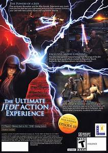 Star Wars Episode Iii Revenge Of The Sith Box Shot For