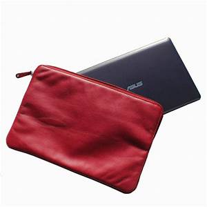 personalised leather laptop sleeve document wallet by nv With leather document sleeve