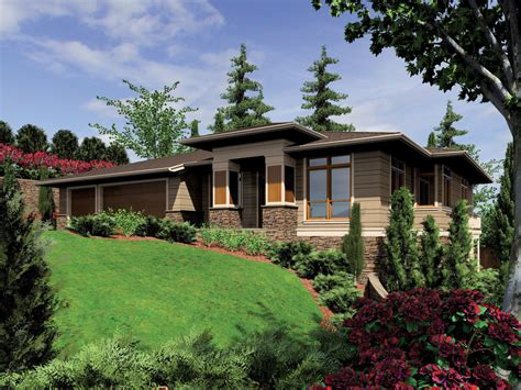 prairie style house plans ideas prairie style house plan 4 beds 4 baths 3682 sq ft plan