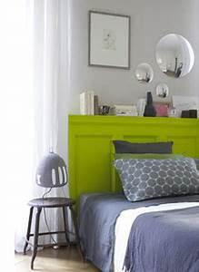 Peinture Vert De Gris : 16 couleurs pour choisir sa peinture chambre deco cool ~ Melissatoandfro.com Idées de Décoration