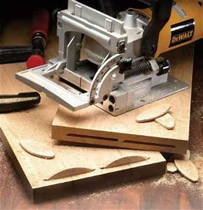 A New Manual for Biscuit Joiners - Popular Woodworking