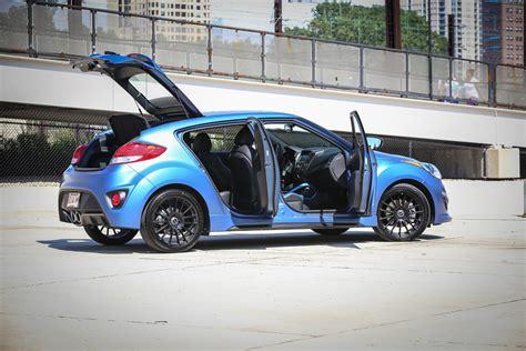 hyundai veloster doors 2016 hyundai veloster rally edition turbo the chavez report