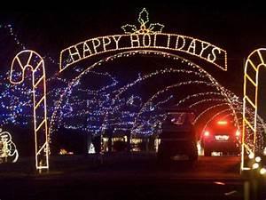 """The North Pole Holiday Light Display in Woodbridge, VA ..."