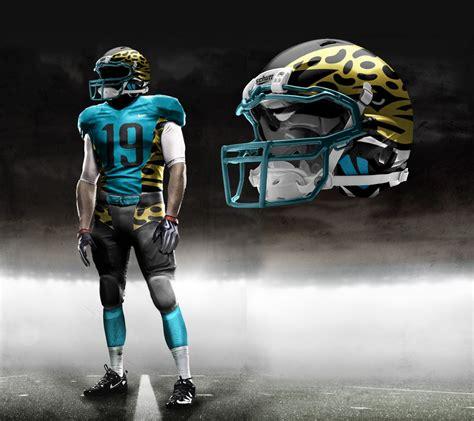 nike nfl uniforms jacksonville jaguars