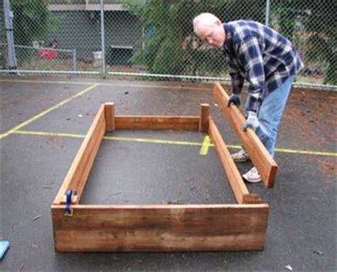 4x8 raised garden bed garden ideas raised beds raised