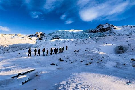 Vatnajokull Glacier Hiking Trip Day Tours Arctic